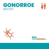 Gonorroe (keeltest)